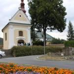 Kapelica Gospe Anšeoske Izvana