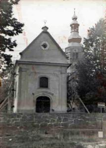 033 Izgled Kapele prije obnove do 1976.
