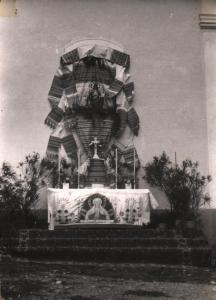 Vanjski oltar 1960.