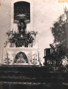 Vanjski oltar 1961.