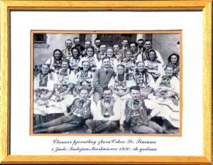 Pjevački zbor 1930