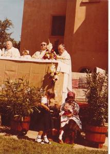 0002-07-09-1980- rujna je Slavlje Anđelske nedjelje i 25 godišnjica službe u Markuševcu župnika Krešimira Ivšića