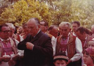0015-07-09-1980-Slavlje Anđelske nedjelje i 25 godišnjica službe u Markuševcu župnika Krešimira Ivšića