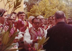 0037-  7 rujna  Slavlje Anđelske nedjelje i 25 godišnjica službe u Markuševcu župnika Krešimira Ivšića